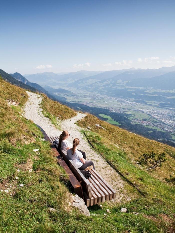 Смотровая в австрийских Альпах (18 фото)