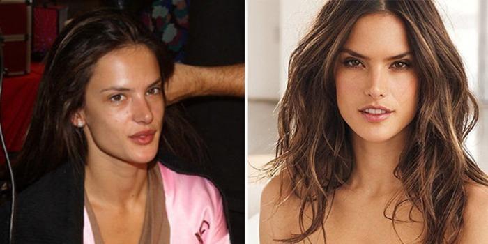 Красивейшие женщины со всего мира без макияжа (16 фото)