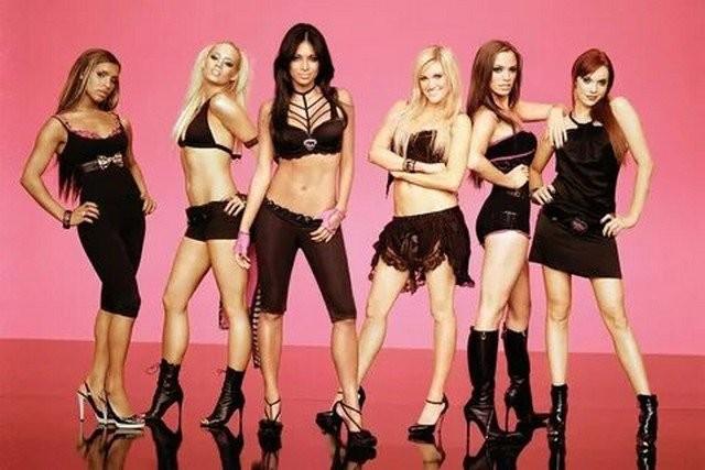 Группа The Pussycat Dolls возвращается на сцену (20 фото)