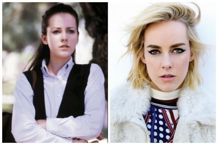 Звезды шоу-бизнеса в юности и сейчас (8 фото)