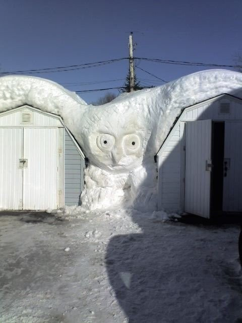 Зима близко (9 фото)