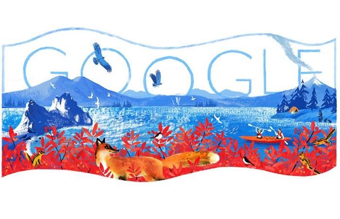 Россияне, которых чествовал поисковик Гугл (7 фото)
