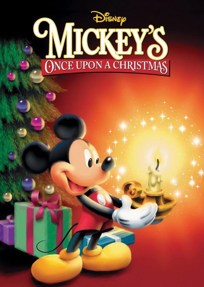 Топ-7 новогодних фильмов от Disney (8 фото)