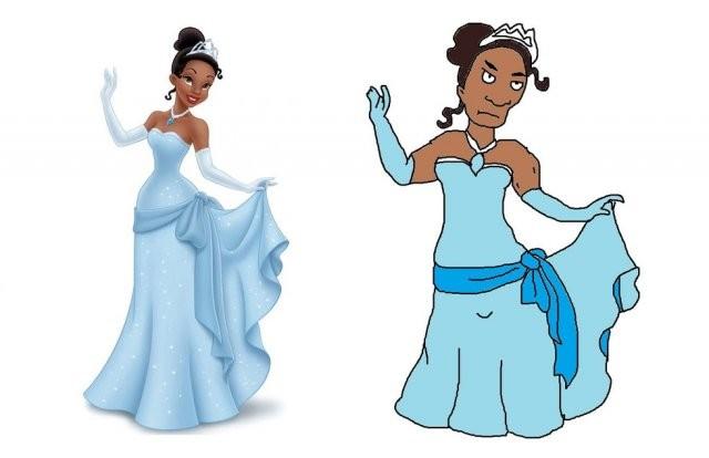Если бы принцессы были феминистками (7 фото)