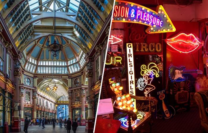 Достопримечательности Лондона, о которых знают не все туристы (5 фото)
