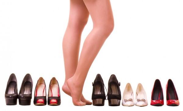 Как носить обувь на каблуках, чтобы не болели ноги (2 фото)