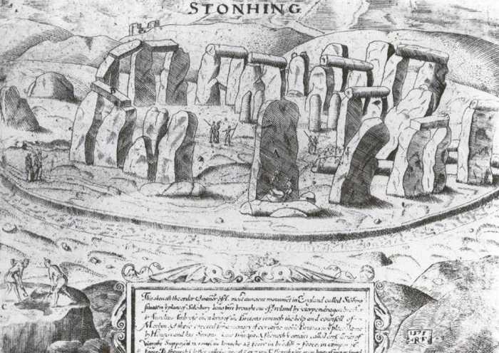 Мнение ученых о происхождении Стоунхенджа (10 фото)