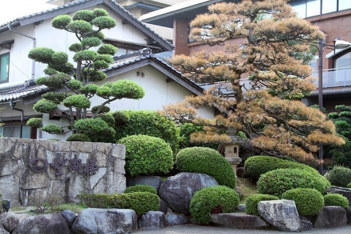 Как выглядит традиционный японский отель (21 фото)