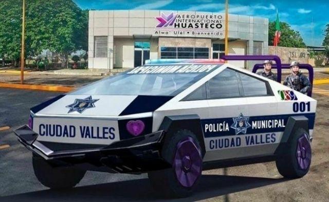 Мексика заинтересовалась Cybertruck от Илона Маска (2 фото)