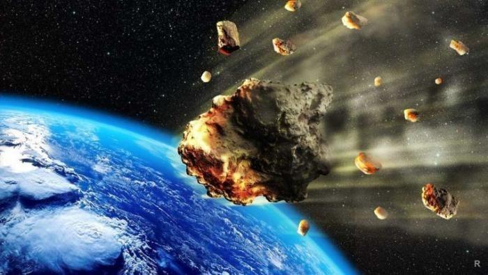 Как учёные узнают упадёт на Землю астероид или нет (2 фото)