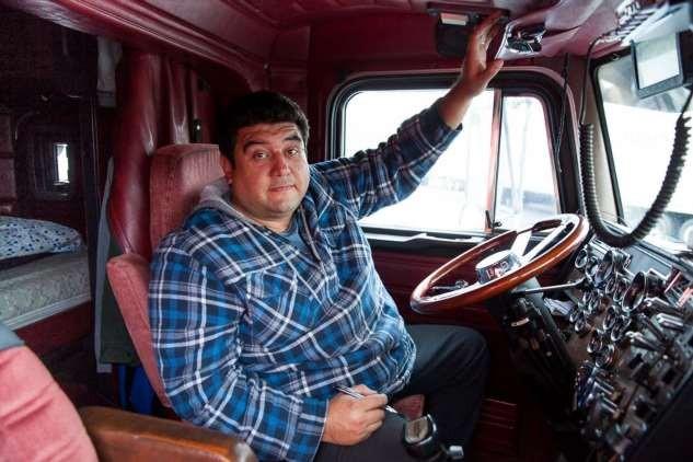 В фурах американских дальнобойщиков (43 фото)