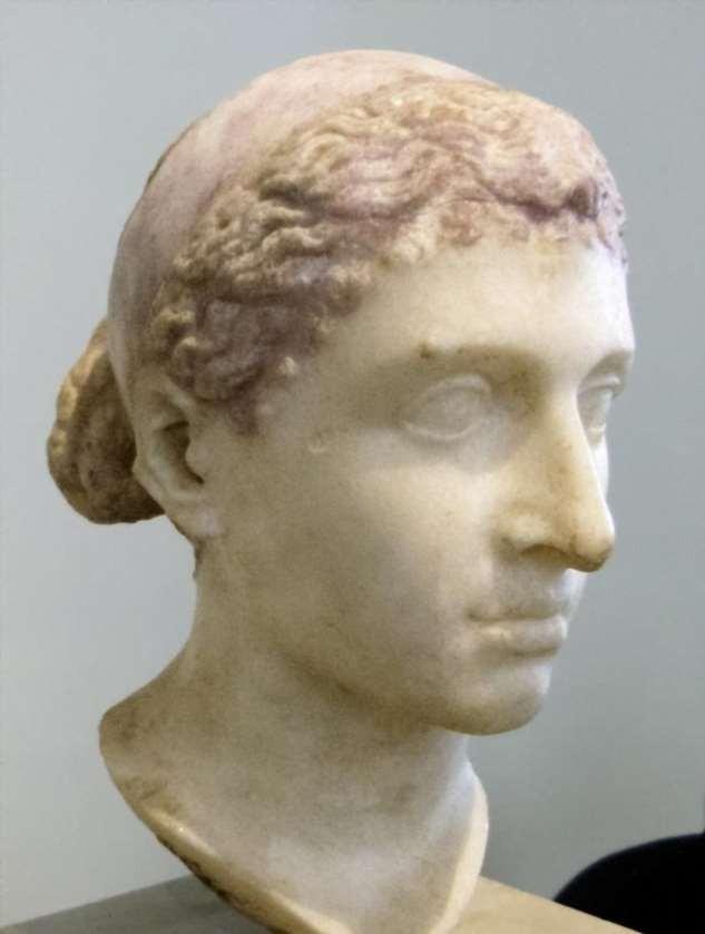 Интересные факты о Клеопатре (5 фото)