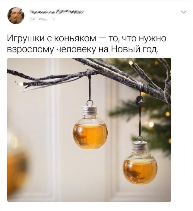 Когда очень сильно ждешь Новый год (19 фото)