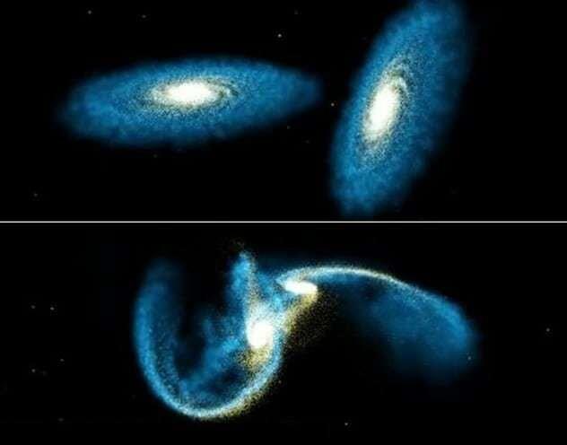 Самые страшные вещи в нашей Вселенной (10 фото)