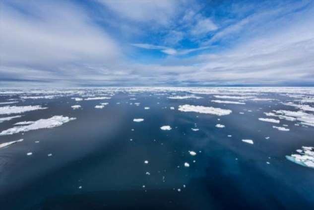 Льды тают и обнажают новые земли (3 фото)