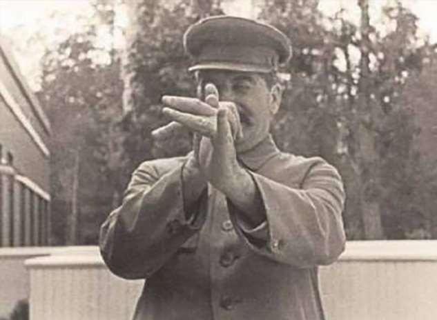 Что творил Сталин, когда напивался