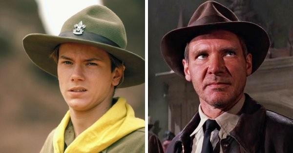 Актеры, сыгравшие роль одного и того же героя в разном возрасте (19 фото)