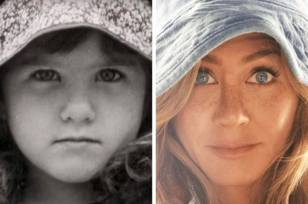 Фотографии знаменитостей в детстве (13 фото)
