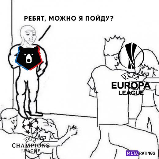 Российские клубы провалились в еврокубках (8 фото)