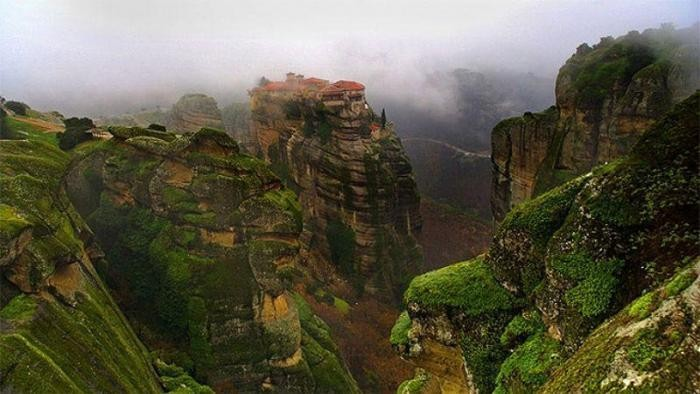 Красивые места на планете (16 фото)