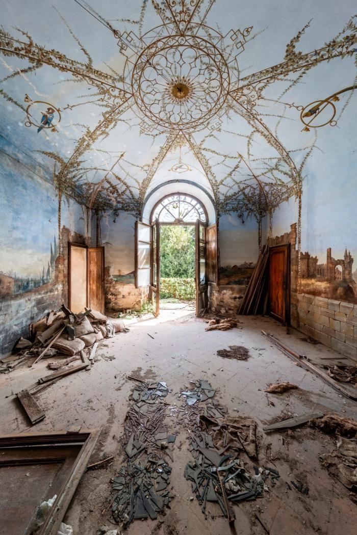 Заброшенная Европа (20 фото)