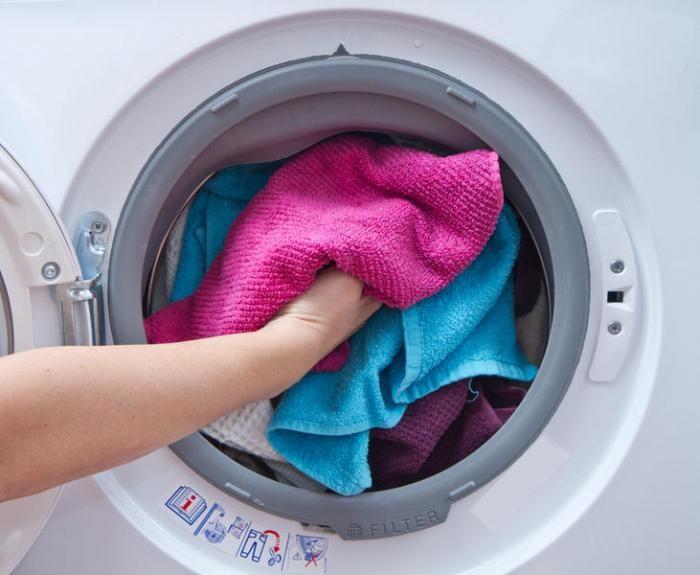 Правила стирки белья в стиральной машине (2 фото)