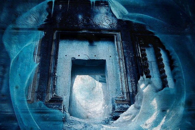 Неразгаданные тайны Антарктиды (2 фото)