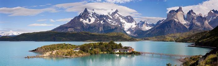 Панорамы Южной Америки (13 фото)