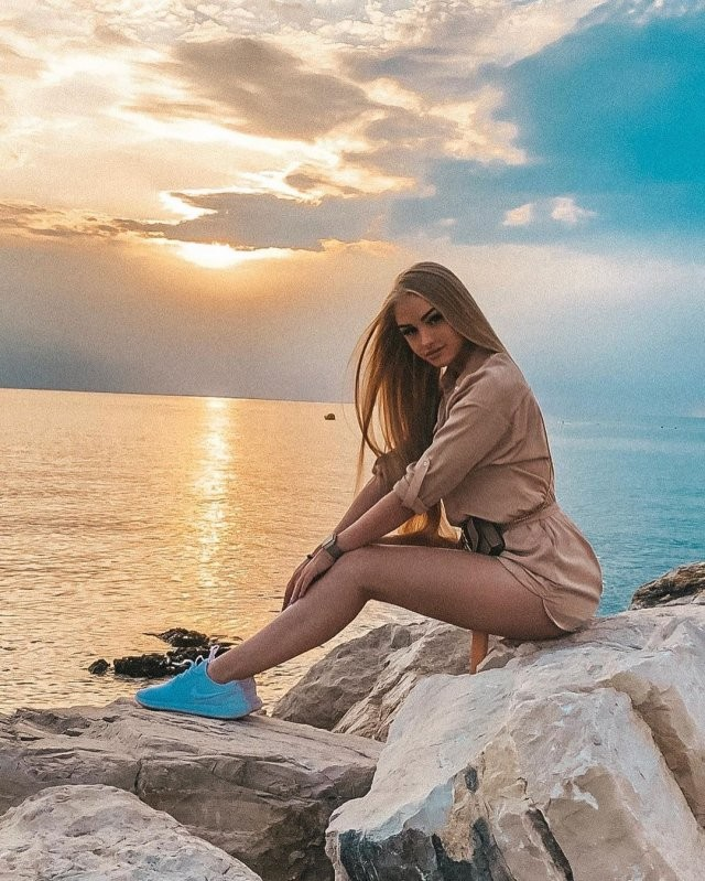 Каратистка из Клина Дарья Тулякова (10 фото)
