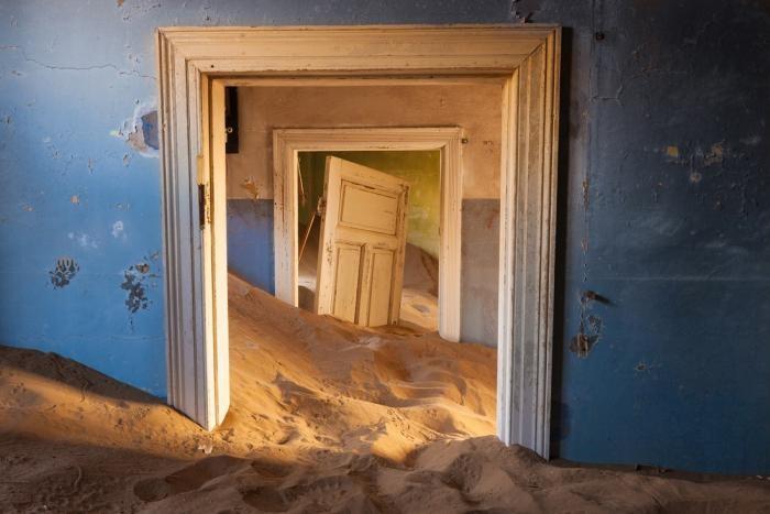 Жуткие места, которые стали достопримечательностями (25 фото)