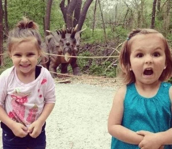 Девушки бывают двух типов (11 фото)