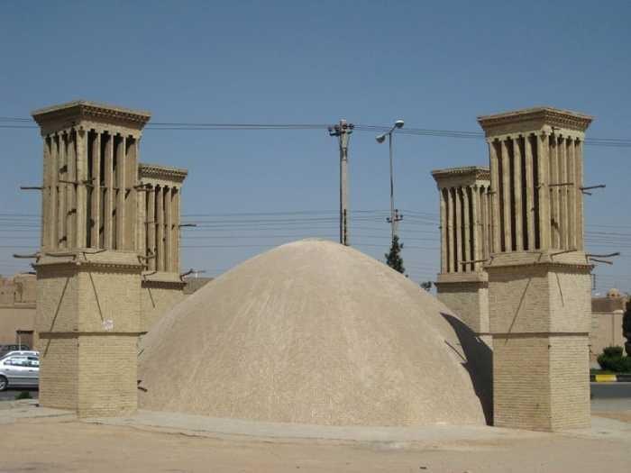 Какими были доисторические холодильники Ирана (6 фото)