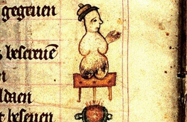 Как появился снеговик (5 фото)