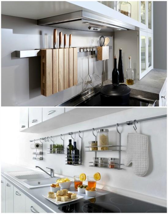 Как сделать кухню максимально комфортной (9 фото)
