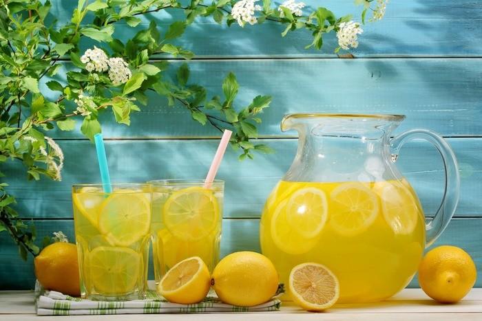 Любопытные факты из истории лимонада (8 фото)