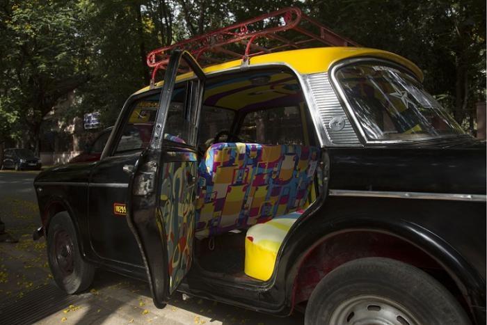 Такси в Мумбае (22 фото)