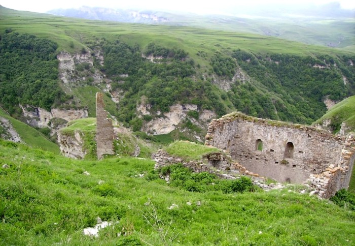 Замки России, не пользующиеся популярностью туристов (6 фото)