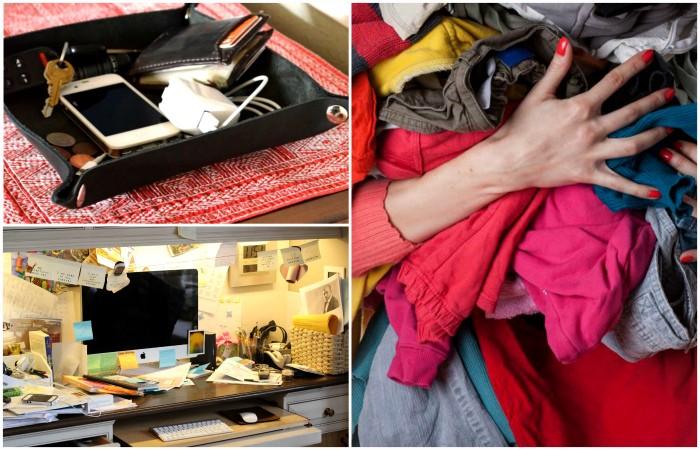Основные ошибки при хранении вещей (8 фото)