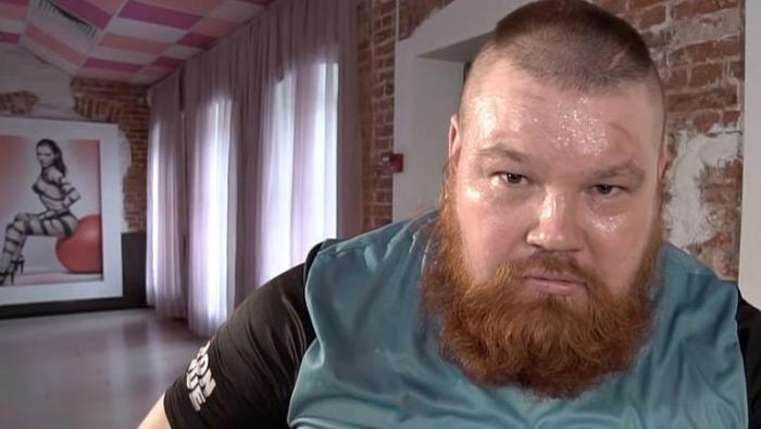 Вячеслав Дацик «Рыжий Тарзан» хотел переплыть границу (2 фото)