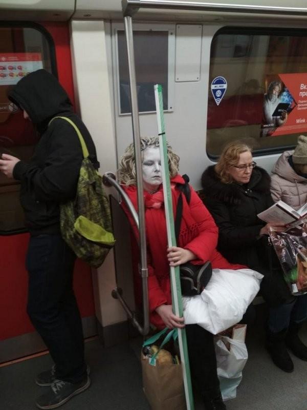 Модники из метрополитенов (30 фото)