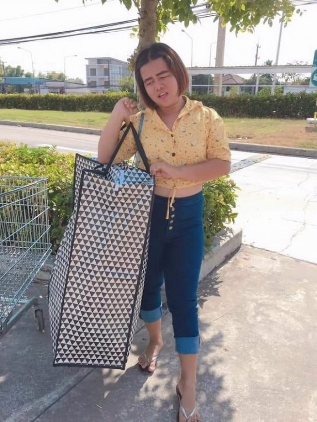 Таиланд после отказа от пластиковых пакетов (29 фото)