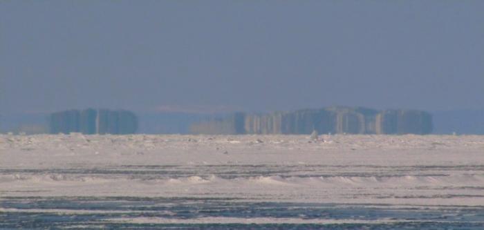 Необъяснимые тайны озера Байкал (7 фото)
