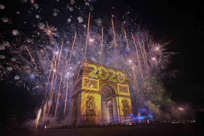 Как в мире встречали Новый год 2020 (17 фото)