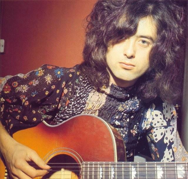 Джеймсу Патрику Пейджу основателю группы Led Zeppelin 76 лет (13 фото)