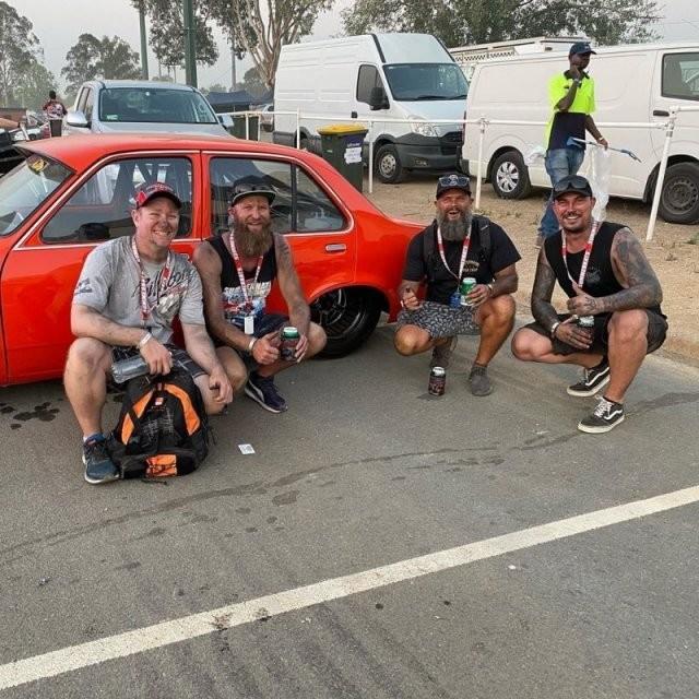 Summernats: ежегодный австралийский автомобильный фестиваль (29 фото)