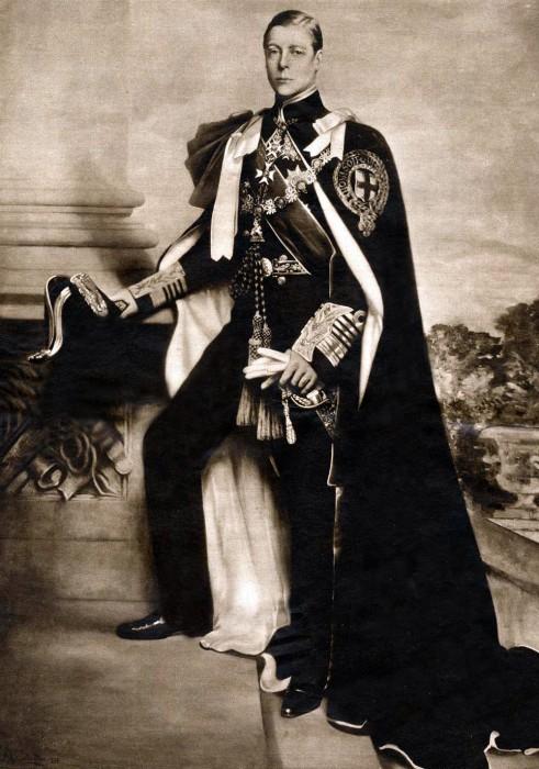 Случаи отречения от престола членов европейских монарших семей (7 фото)