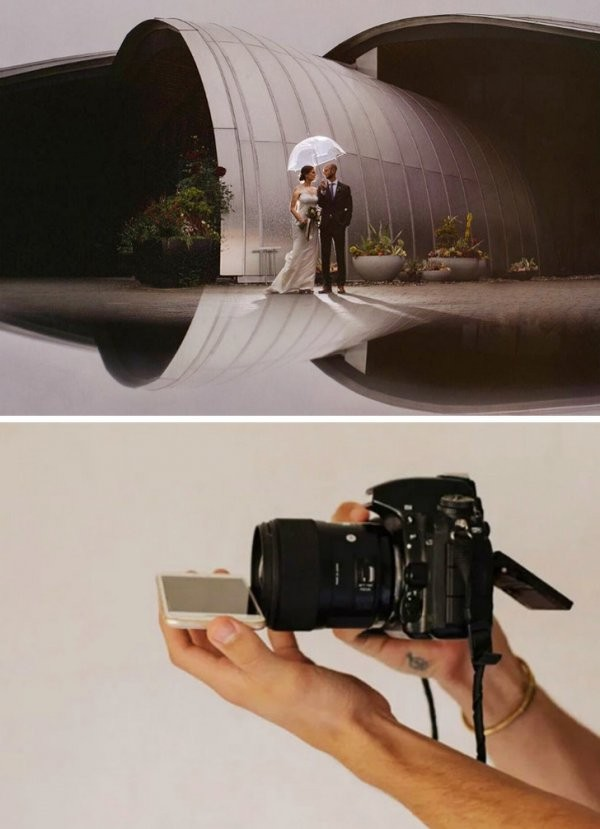 Подборка крутых фото-лайфхаков (15 фото)
