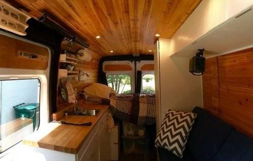 Дом на колесах – мечта путешественника (22 фото)