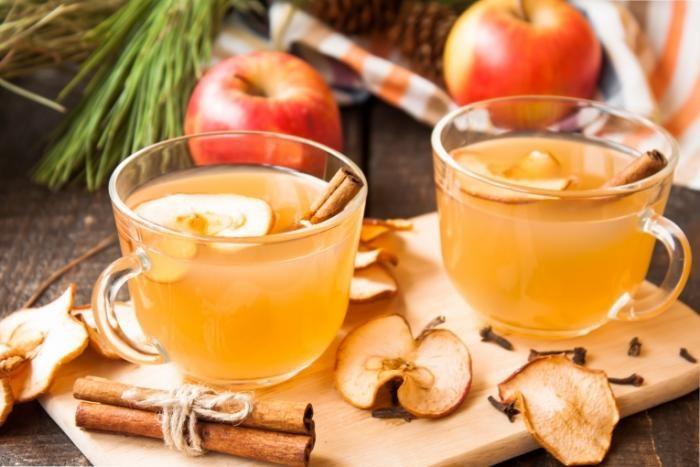 Рецепты алкогольных напитков, которые согреют в зимние холода (6 фото)