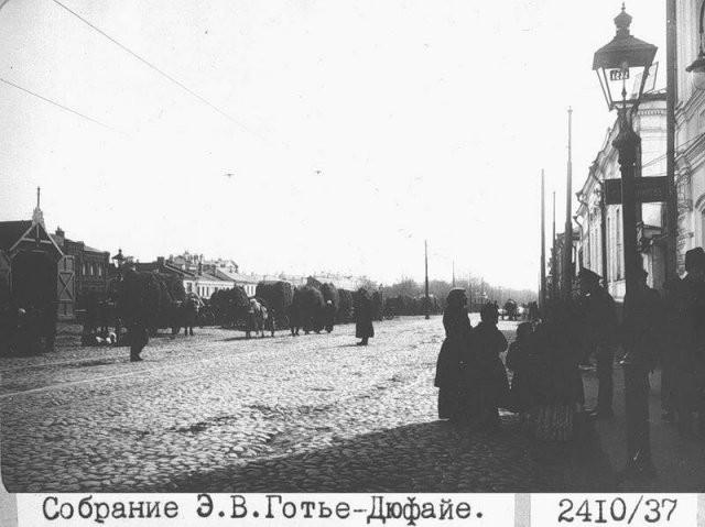 Москва в начале прошлого века (15 фото)